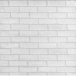 Листовая панель 3D стеновая панель МДФ Альбико под Кирпич белый 00