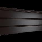 Софит Ю-Пласт PRO Коричневый Без перфорации (3000х300мм)