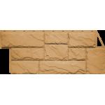 Фасадная панель FineBer, крупный камень песочный