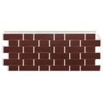 Фасадная панель FineBer, облицованный кирпич бритт