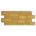 Фасадная панель T-Siding Дикий Камень Бежевый 1090х455 мм