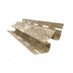 Сайдинг Ю-пласт Угол внутренний для сайдинга Ю-Пласт, коллекция «Stone House»