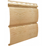 Сайдинг Виниловый Timberblock Ю-Пласт, дуб золотой