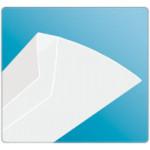 Профиль универ. F-профиль ПВХ Белый Ф10 18х60х3000мм IDEAL