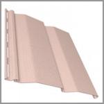 розовый 0,70 м?, виниловый сайдинг Ю-Пласт