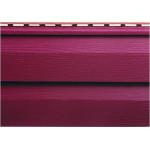 Сайдинг акриловый Альта-Профиль Красный 0,84 м коллекция Премиум