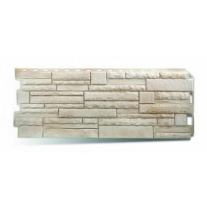 Фасадная панель Альта-Профиль Скалистый камень анды