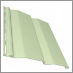 Зеленый 0,70 м, виниловый сайдинг Ю-Пласт