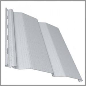 Серый 0,70 м, виниловый сайдинг Ю-Пласт
