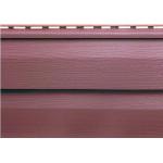 Сайдинг акриловый Альта-Профиль Красно-коричневый 0,84 м коллекция Премиум